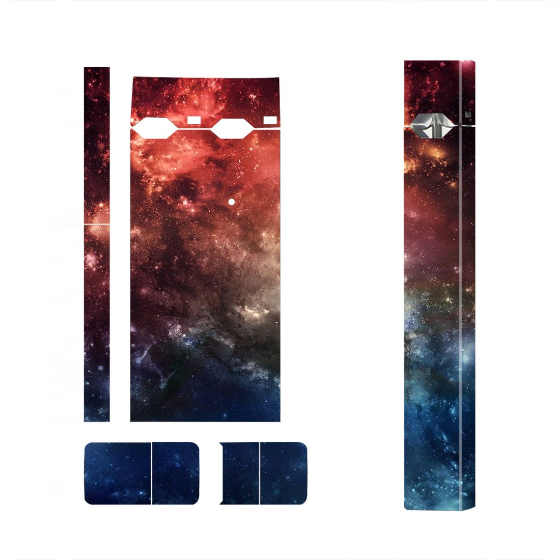 Space Skin Decal for JUUL