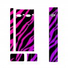 Pink Zebra Skin Decal for JUUL