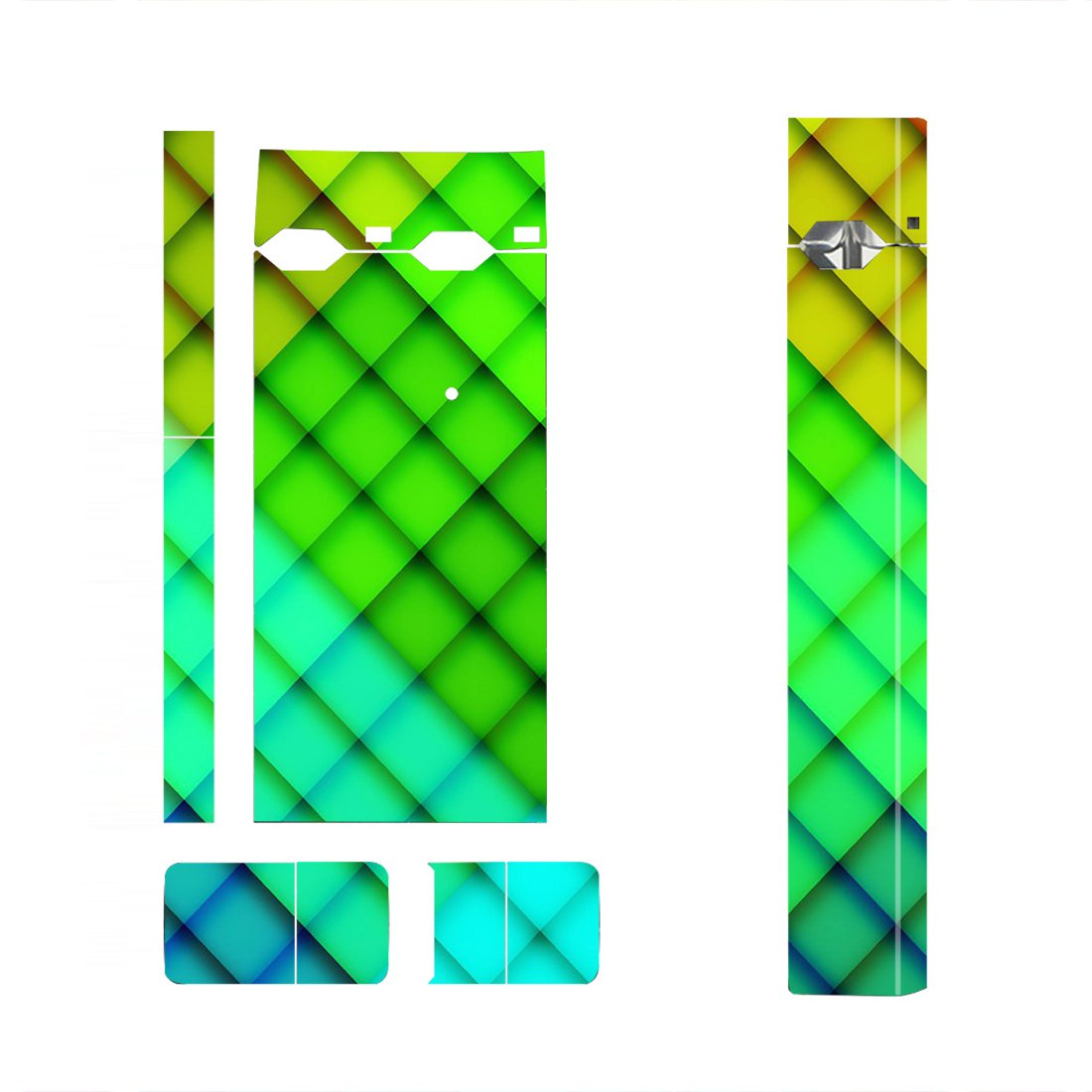 Abstract Skin Decal for JUUL