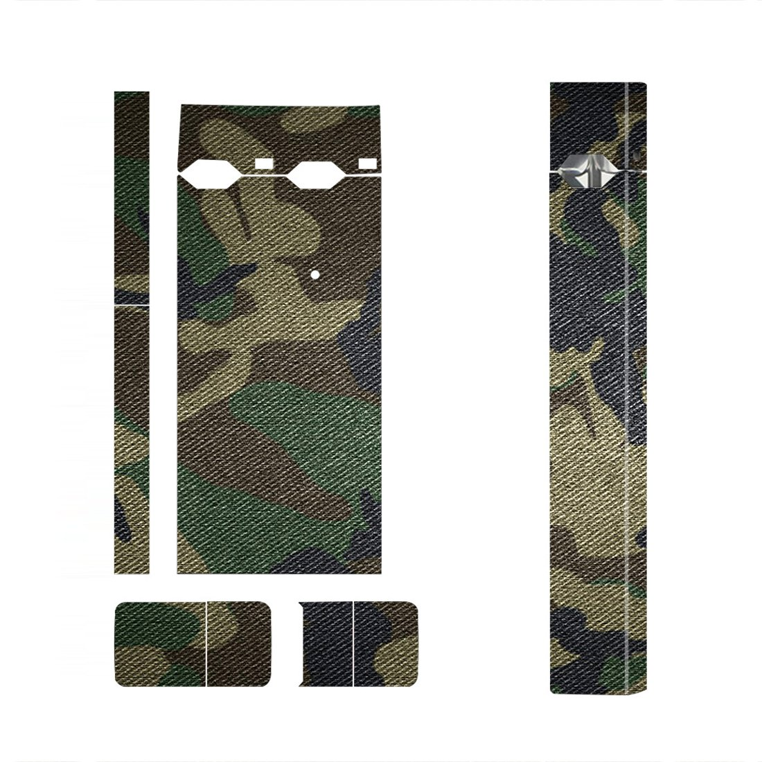 Camouflage Skin Decal for JUUL
