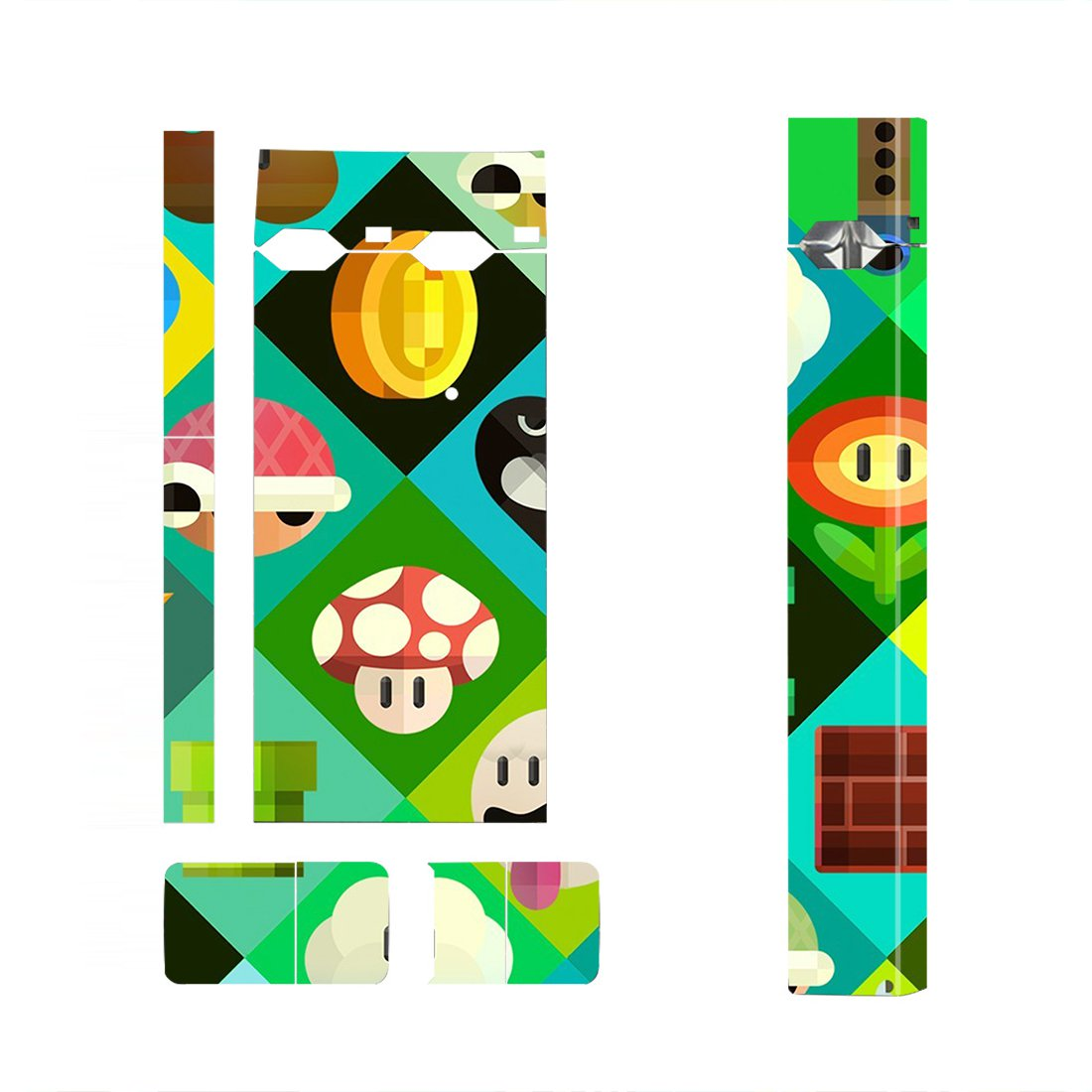 Super Mario Skin Decal for JUUL