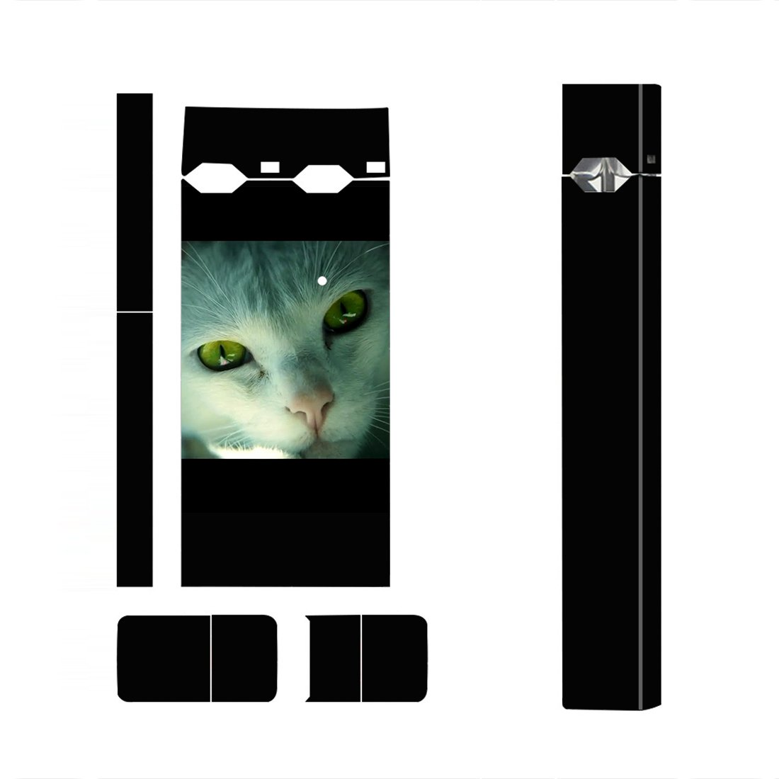 Cat Skin Decal for JUUL