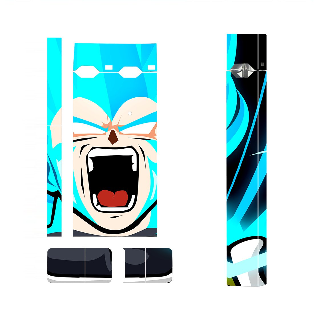 Dragon Ball Z Skin Decal for JUUL