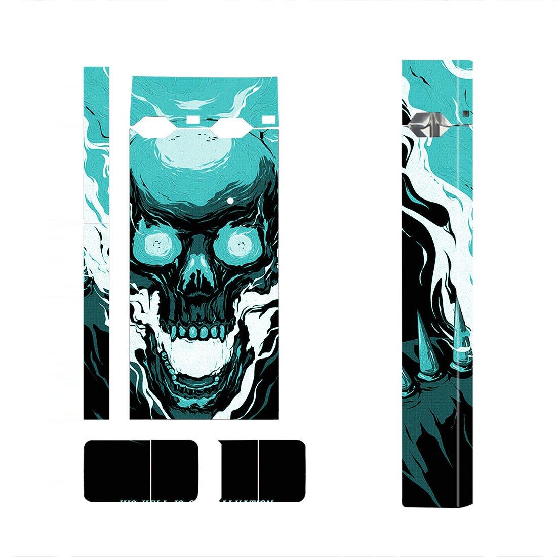Skull Skin Decal for JUUL