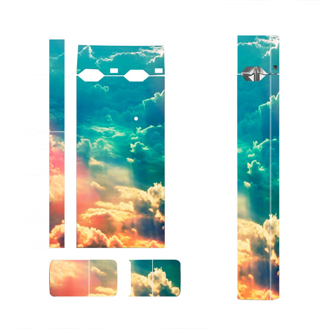 Sky Skin Decal for JUUL