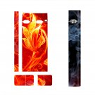 Fire Flower Skin Decal for JUUL