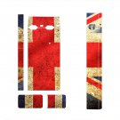 British Flag Skin Decal for JUUL