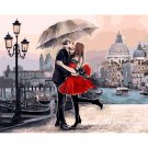Romantic Vinice DIY Acrylic Paint by Numbers kit