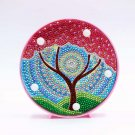 Mandala Tree Paint by Diamond DIY LED Lamp Kit