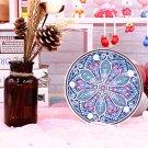 Mandala Flower Paint by Diamond DIY LED Lamp Kit