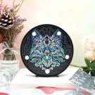 Mandala Wolf Paint by Diamond DIY LED Lamp Kit