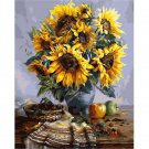 Sunflower in Vase DIY Acrylic - NOT AVAILABLE AT THE MOMETN