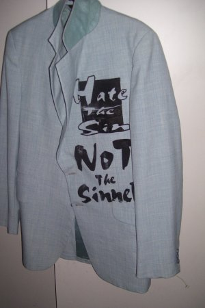 Hate the Sin Not the Sinner (XL)