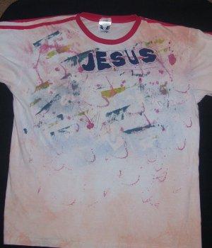 Jesus Vintage Tee (L)