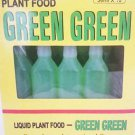 Green Green Plant Fertilizer Water Culture