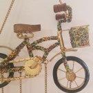 "Bicycle Windchime 26""  10 1/4""x"