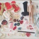 Vintage Barbie Clothes Accessories Lot