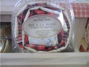 Pie ala Mode -  3 Sweet Fat Quarters