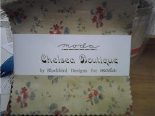 "Chelsea Boutique - 45 Pieces, 5"" x 5"""
