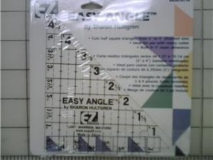 "EZ Quilting - Easy Angle 4.5"" Triangle"