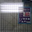 "Shape Cut 12"" x 12"" Slotted Ruler"