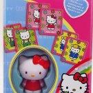 Girls Hello Kitty Make a Match Card Game Memory Matching Preschool Travel Size
