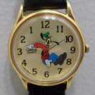 Backwards Goofy Watch Lorus by Seiko Working Walt Disney