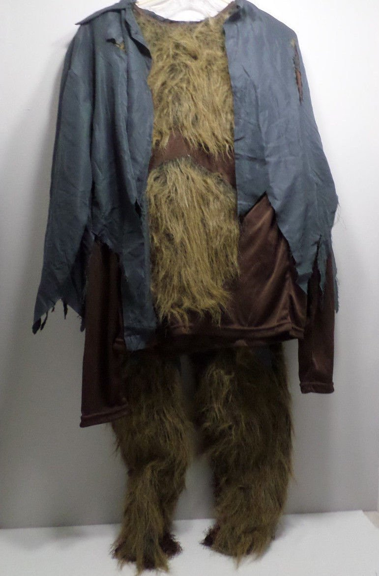 Halloween Costume Warewolf Adult Men's One Size Fits Most by Zagone Studios