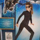 Halloween Costume Cat Woman by Rubies Little Girl Size Small  ( 4 - 6 )