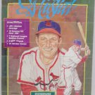 1988 Stan Musial Cardinals Puzzle Donruss Hall of Fame Diamond King