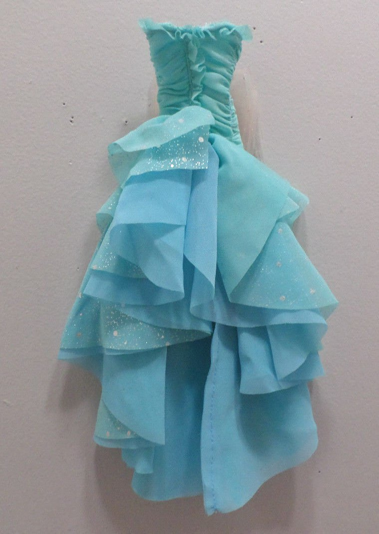 Barbie Doll evening Gown by The Barbie Collection