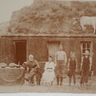 Postcard Old west Collector Series The Homesteaders USA Unposted Divided