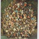 Christmas Postcard Harold Lloyd Christmas Tree