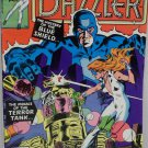 DAZZLER The Mystery of the Blue Shield July 1981 No. 5 Marvel Comics
