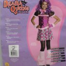Halloween Costume Drama Queen Wild Thang Girl Size Large 12-14 Rubies