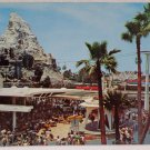 Disneyland Postcard Tomorrowland Terrace Unposted Unused USA