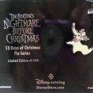 Disney Collector Pin Tim Burtons Nightmare Before Christmas 13 Days of Christmas Series