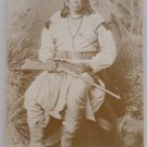 Postcard Old West Collectors Series Bonito Chiricahua Chief Unposted