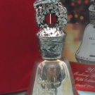 Silver Plated Christmas Bell Fifth Edition NIB Madison Ave