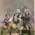Antique Military Postcard Louis Radell Made in Germany