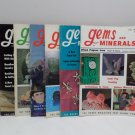 Gems and Minerals Magazine Jewelry Gems Minerals My Jun Jul Sep Oct Nov Dec 1970