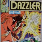 DAZZLER The Light that Failed February 1982 No. 12 Marvel Comics Comic Book