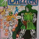DAZZLER Enter Doom May 1981 No. 3 Marvel Comics Comic Book