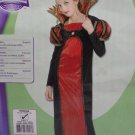 Halloween Costume girls Vampire Size 5-7 years by Deluxe Child Costumes