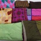 Lot of Vintage Ladies Scarves Oscar de la Renta Wetherby Frieres for Crafts