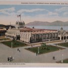 Antique Postcard Panama Pacific International Exposition San Francisco 1915