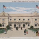 Antique Postcard Panama Pac Intl Expo San Francisco Montana State Building