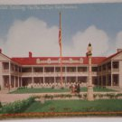 Antique Postcard New Jersey State Bldg Panama Pacific International Exposition
