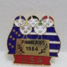 1984 Los Angeles Olympics Collector Pin Pinhead