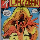 DAZZLER October 1981 No. 8 Marvel Comics Comic Book